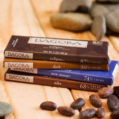 Dagoba Organic - Best Organic and Fair Trade Chocolate - Fair Trade and Organic Chocolates - Good Housekeeping