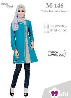 Batik Fashion, Hijab Fashion, Girl Fashion, Fashion Dresses, Womens Fashion, Model Kebaya, Dress Anak, Blouse Batik, Casual Hijab Outfit