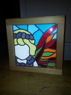 Angel lightbox to remember..xx