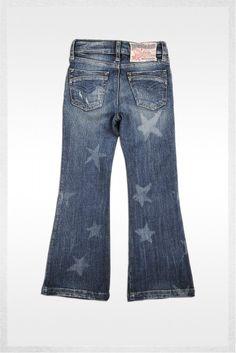 Denim trouser - Bootcut Fit denim | Jeans | Girl | FW12 | Replay & Sons | REPLAY Online Shop