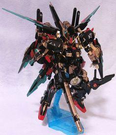 GUNDAM GUY: 1/144 GPB-001GN[Ext] Ex-S Gundam Black-Special