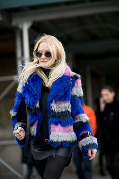 More Must-See Street Style From New York Fashion Week | StyleCaster