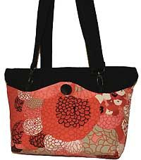 Fabulous Idea The Versatile Wave Tote Bag By Ruthann Stilwell Pattern Cover Of