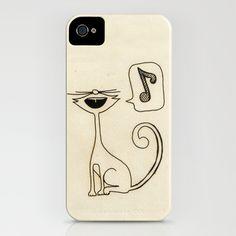blonde iPhone Case by Mariana Beldi - $35.00