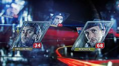 Red bull | Work | ColorTV combat sports design graphics