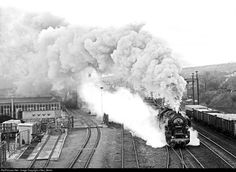 RailPictures.Net Photo: 52 8096 Deutsche Reichsbahn Steam 2-10-0 at…