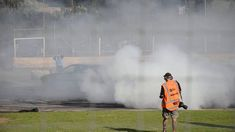 Burnout Competition in Huntly, New Zealand All Cars, Old And New, Muscle Cars, New Zealand, Classic Cars, Competition, Hunting, Vintage Classic Cars, Deer Hunting