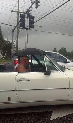 OMG umbrellas?