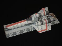 Sirius Replicas - Large Scale Models - Viper Mk 1 - Free Download
