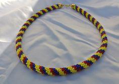 Halskette Colombia von Ellens Schatzkiste auf DaWanda.com