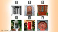 Test osobnosti: vyberte si svoje dveře. | ProNáladu.cz Monet, Garage Doors, Gallery Wall, Frame, Outdoor Decor, Home Decor, Life, Room Decor, Frames