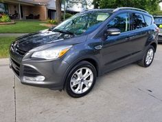 Nice Ford 2017: 2016 Ford Escape Titanium 4WD 2016 Ford Escape Titanium 4WD... Car24 - World Bayers Check more at http://car24.top/2017/2017/08/28/ford-2017-2016-ford-escape-titanium-4wd-2016-ford-escape-titanium-4wd-car24-world-bayers/