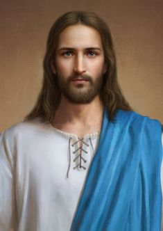 Lds Pictures, Jesus Pictures, Religious Icons, Religious Art, Kings Of Israel, Jesus Wallpaper, Spiritual Images, Jesus Christ Images, King Jesus