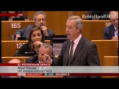 """Farage Roasts EU Bureaucrats: """"You're Not Laughing Now, Are You?"""" » Alex Jones' Infowars: There's a war on for your mind!"""