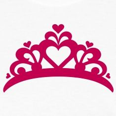 A beautiful bridal crown/princess crown, for special occasions like Bachelorette Parties, Birthdays, Weddings, Stag PartyWomen's T-Shirts.