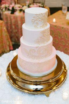 Indian wedding cake photography Indian Wedding Cakes, Indian Wedding Decorations, Cake Photography, Photography Photos, South Asian Bride, Wedding Receptions, Floral Wedding, Wedding Styles, Wedding Planning