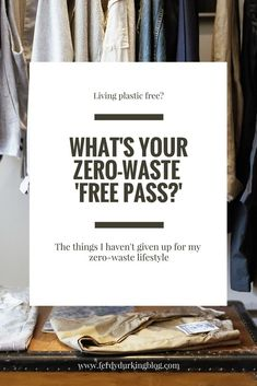 Going zero waste can be hard. Here are a few plastic items I'm still incorporating into my lifestyle - because it's a choice, not a sentance! No Waste, Reduce Waste, Reduce Reuse, Top Blogs, Best Blogs, Waste Reduction, Plastic Items, Sustainable Living, Simple Living
