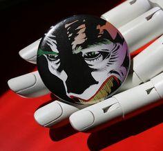Joker -DC Comics Button