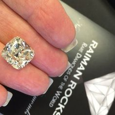 Playing with stones! A beautiful 10ct old cut Diamond. We love how they sparkle  Happy Tuesday!#diamond #ring #engaged #luxury #love