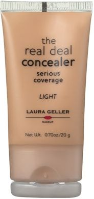 Laura Geller The Real Deal Concealer.when you're as pale as I am AND have deep-set eyes (aka dark circles like woah) this is a MUST! Best Concealer, Cream Concealer, Laura Geller, Under Eye Makeup, Deep Set Eyes, Beauty Habits, I Love Makeup, Make Me Up, Health And Beauty Tips