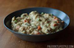 quick and creamy chicken stew