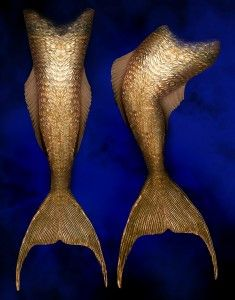 HOW TO MAKE YOUR OWN MERMAID TAIL