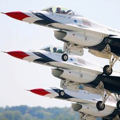F-16 Thunderbirds]...  perfection