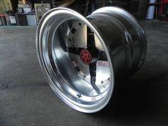 deep dish Impul Hoshino Racing wheels