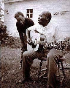 Fred McDowell Y Robert Pete Williams