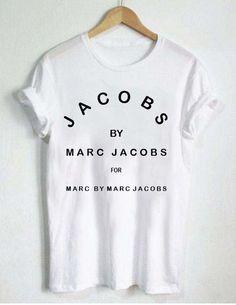 marc jacobs T Shirt Size XS,S,M,L,XL,2XL