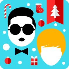 Psy and The Biebs