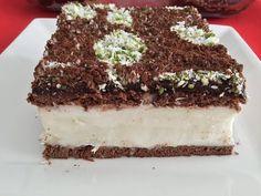 Sütlü Çikolatalı Pratik Bisküvili Muhallebili Pasta MÜKEMMEL LEZZETLER - YouTube Tiramisu, Yogurt, Make It Yourself, Cooking, Ethnic Recipes, Desserts, Food, Youtube, Instagram