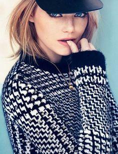 Emma Stone - my girl crush <3 her