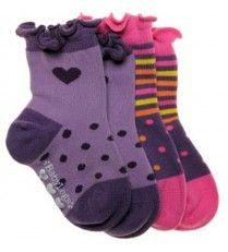 BabyLegs Socks for little feet - Coin Toss