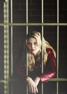 Once Upon a Time - Emma Swan played by Jennifer Morrison. #OnceUponATime #JenniferMorrison #OUAT