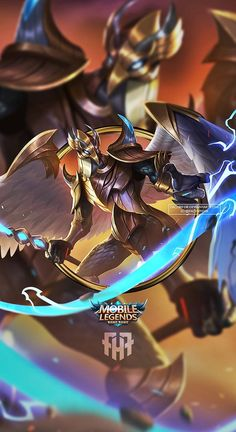 Heroes in the wallpaper is the hero who has entered the original server on the patch version -Humans will be regarded as human beings if th. Wallpaper Desktop/PC Mobile Legend HD All Hero Wallpaper Hd Mobile, Wallpaper Dekstop, Wallpaper Hp, Black Background Wallpaper, Black Backgrounds, Bruno Mobile Legends, Kaja, Alucard Mobile Legends, Golden Warriors