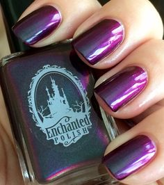 *pending swap* Enchanted Polish 2 A.M. Summer Night