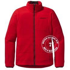 Patagonia - Nano-Air Jacket Roja Hombre