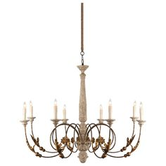 Aidan Gray Pauline 8-Light Chandelier | Perigold