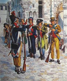 NAP- France: Volunteers of 1791, by Liliane and Fred Funcken.