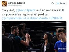 Quand Benoît Paire embrasse Shy'm en plein match (vidéo) Check more at http://people.webissimo.biz/quand-benoit-paire-embrasse-shym-en-plein-match-video/