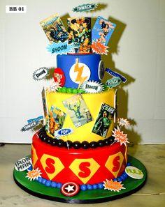 Carlo's Bakery - Specialty Cake Designs