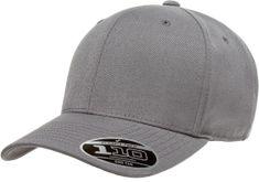 eeedf02640e Flexfit Yupoong One Ten Pro-Formance Hat Wholesale  Grey