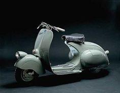 Piaggio - Vespa 98cc - Corradino D'Ascanio, 1946