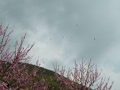 Paragliding in Valle Santa Felicita