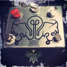 Behold your midmorning #pedalporn from #protonepedals #stompbox #overdrive #guitarpedals #guitarfx http://ift.tt/12aQorj