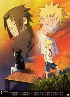 Naruto Vs Sasuke, Anime Naruto, Kid Naruto, Naruto Team 7, Naruto Cute, Sakura And Sasuke, Naruto Shippuden Anime, Sasunaru, Boruto
