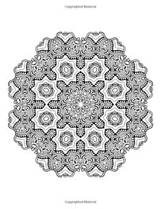 Amazon.com: The World's Best Mandala Coloring Book Volume 3: A Stress Management Coloring Book For Adults (9781517402402): Marti Jo's Coloring: Books