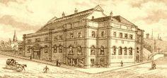 Port Elizabeth Opera House.