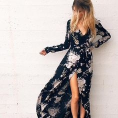 Floral Knot Sisters Daphne Dress or Kimono